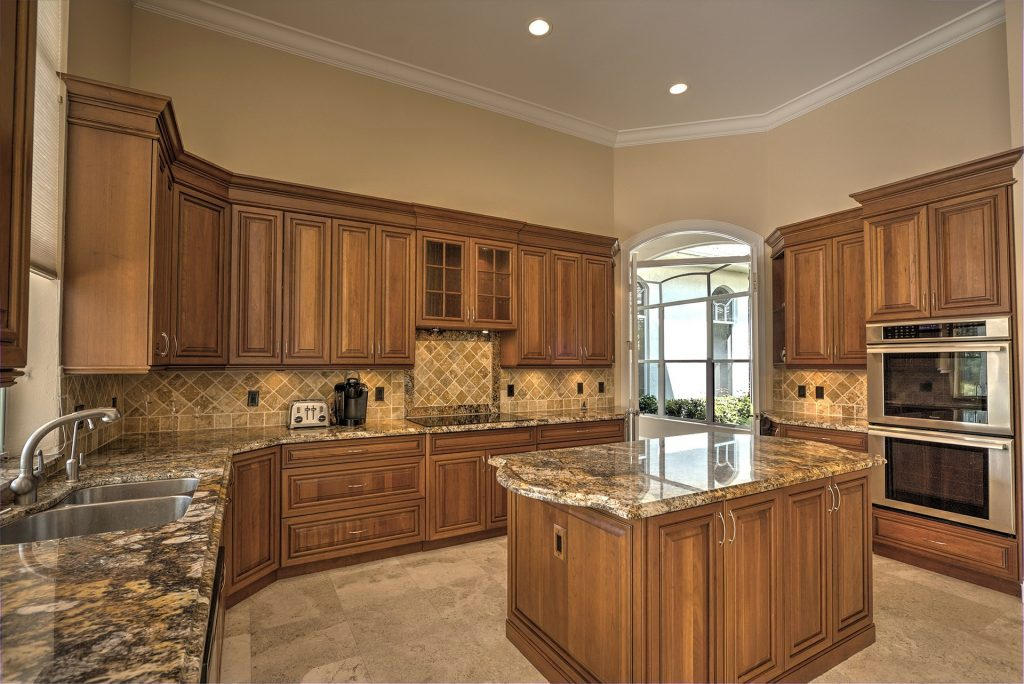 kitchen & bathroom cabinets, marble & granite countertops NY